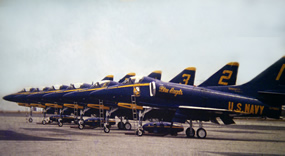 U.S. Navy Blueangels